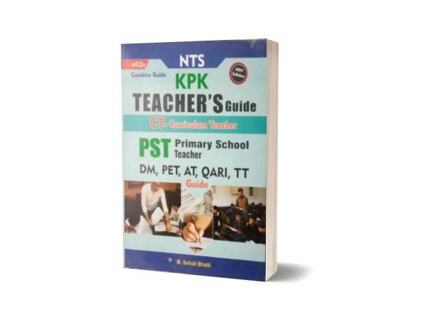 MCQs Teachers Guide For NTS By Muhammad Sohail Bhatti
