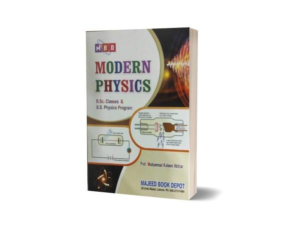 Modern Physics B.Sc Classes & B.S Physics Program By Prof.M. Kaleem Akhtar
