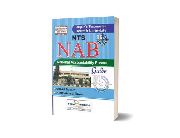 NTS National Accountability Bureau Guide By Dogar Brothers