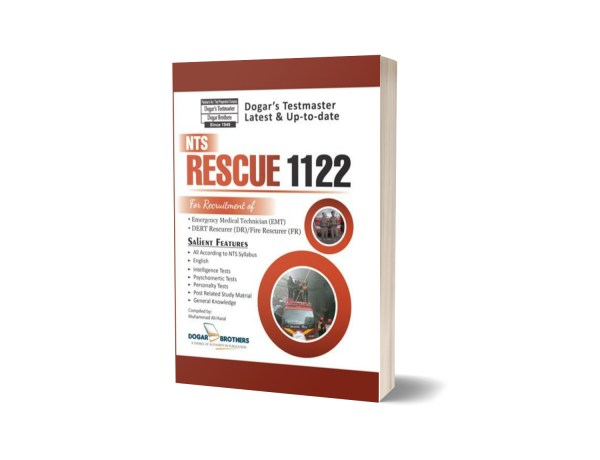 NTS Rescue 1122 Guide ( EMT & FR) By Dogar Brothers