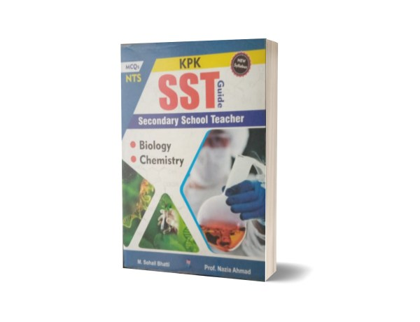 SST Guide For NTS By Muhammad Sohail Bhatti