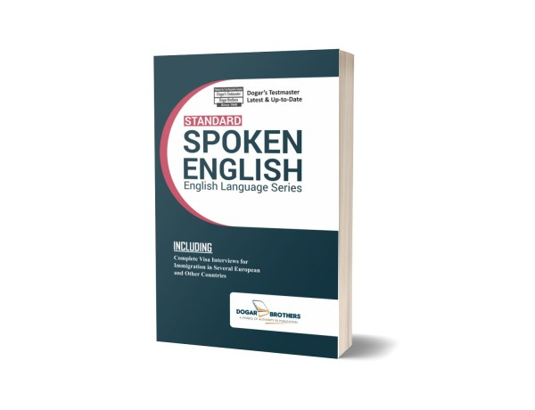 Standard Spoken English Book By Dogar Brothers