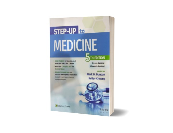 Step-Up To Medicine By Kelley Chuang