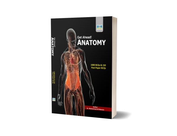 Get Ahead Anatomy By Dr. Muhammad Ali