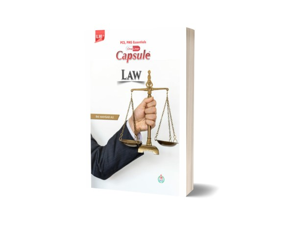 ILMI One Liner Capsule Law for CSSPMSPCS By Rai Mansab Ali