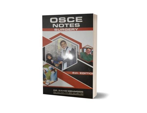 OSCE Notes Surgery By Dr. Zahid Mahmood