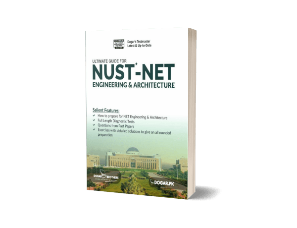 NUST NET Engineering & Architecture Guide By Dogar Brother