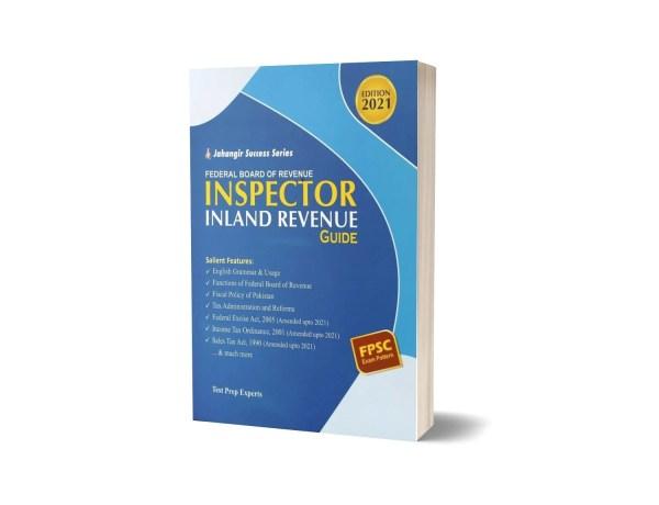 FPSC Inspector Inland Revenue Guide - Jahangir World Times Publications