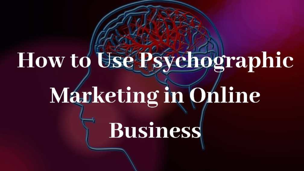 How to Use Psychographic Marketing in Online Business