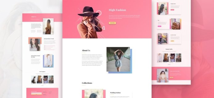 Divi fashion Wordpess Theme