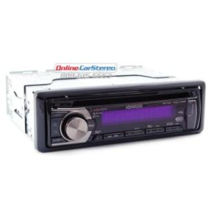 Kenwood Excelon KDCX395 (KDCX395) Enabled Excelon Series CDMP3 AMFM Receiver with