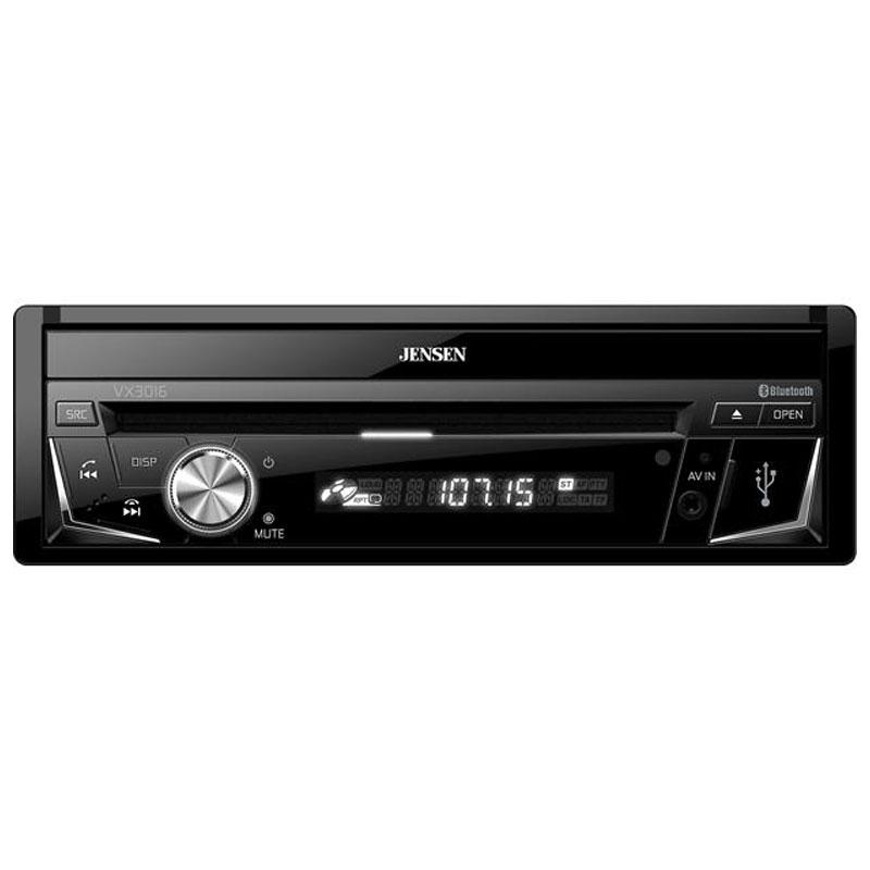 Jensen Dvd Car Stereo Wiring