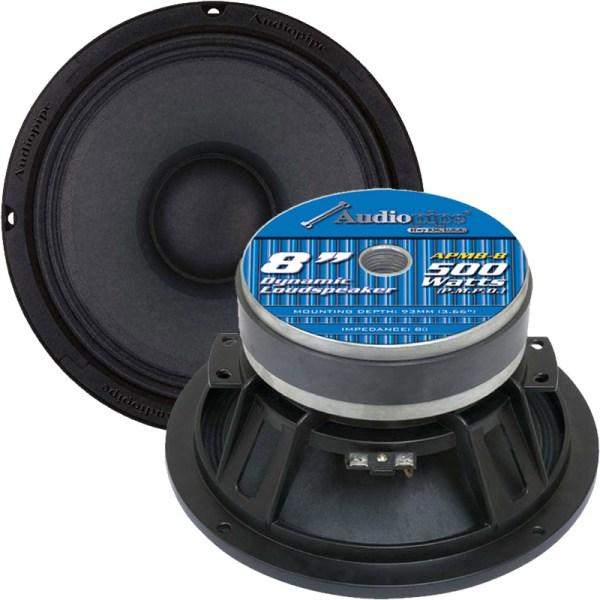 Audiopipe Car Speakers