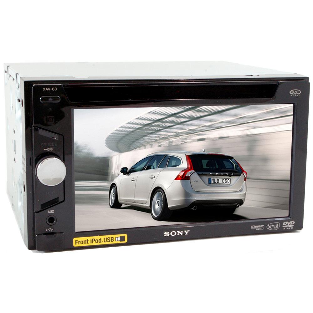 Sony Car Audio Wiring Diagram Emprendedorlink