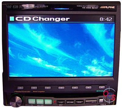 Soundstream Subwoofer Wiring Diagram Alpine Iva D900 Mobile Multimedia Station Cd Dvd Receiver