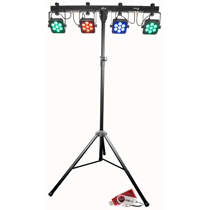 Chauvet 4BARTRIUSB Reviews at OnlineCarStereo