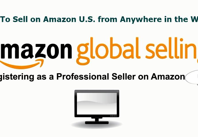 Sell On US Amazon.com If You Live Outside USA