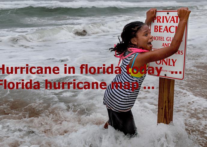 florida hurricane map