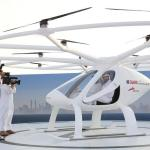 Video : Dubai Tests World's First Passenger Drone Self-Flying Taxi Service