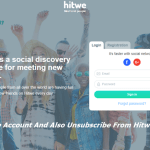 www.hitwe.com Deactivate Account | Delete hitwe.com Account | Unsubscribe Hitwe Email Notification