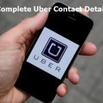 Uber Taxi Telephone Number – Uber Taxi Contact Details