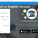 Mail.ru English Version | Mail.ru English Sign Up