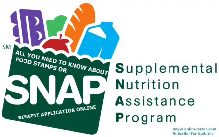 How To Apply For Snap Food Stamps Benefit Snap Eligibility