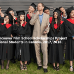 Vancouver Film School (VFS) Scholarships For International Students in Canada, 2017/2018