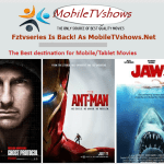 MobileTVshows.Net – Download Latest 2018 TV Series On FzTVSeries New Site