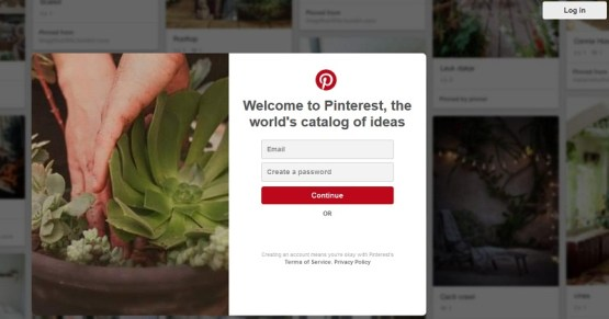 MY PINTEREST ACCOUNT