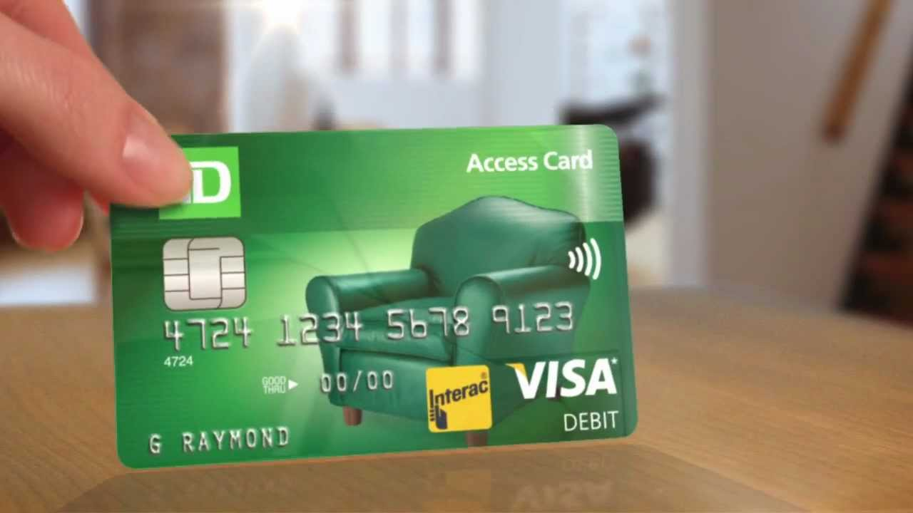 How To Activate TD Credit Card Online - TD Credit Card ...