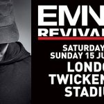 How To Get Tickets For Eminem 2018 Tour In Twickenham Stadium, London