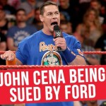 John Cena Sued By Ford For Selling His New $500k Ford GT