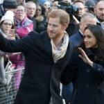 Prince Harry And Meghan Markle Visit To Scotland