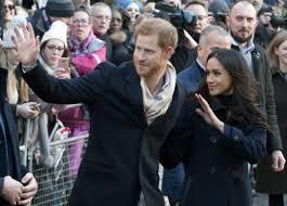 prince harry's visit