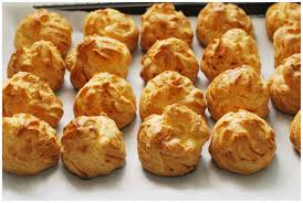 choux pastry preparation