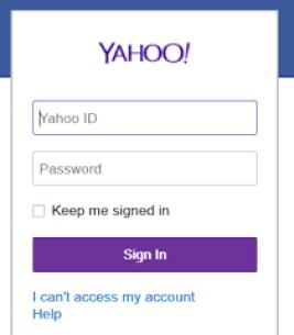 Yahoo Mail Account Registration | Yahoo Mail Login Process