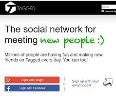 Www tagged com login