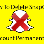 SnapChat Account Deletion Procedure | SnapChat Deactivation Process