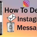 How To Delete Instagram Message