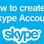 Skype Account Registration | How To Sign Up Skype Account