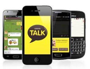 KakaoTalk app