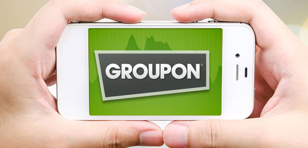 Groupon account