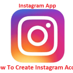 Instagram Account Registration | How To Update Instagram Profile