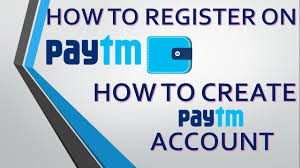 PayTm account