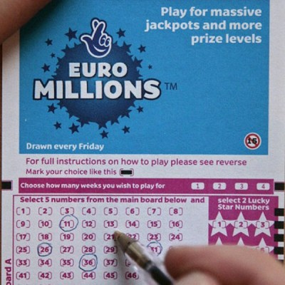 EuroMillions UK and Millionaire Raffle Results for Friday ...