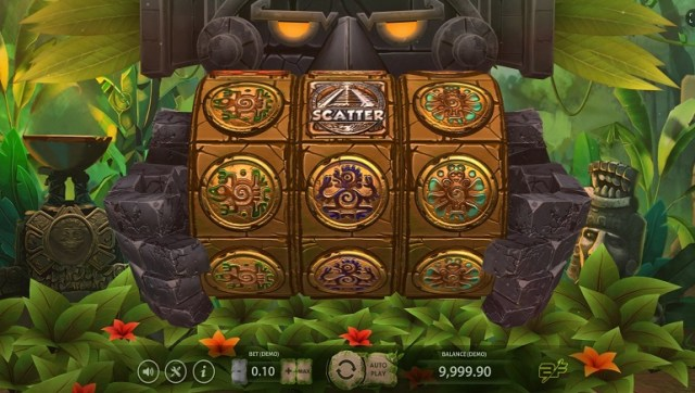 BF Games Brings Out Aztec Adventure Slot