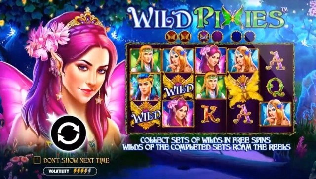 Pragmatic Play Celebrates Spring With New Wild Pixies Slot