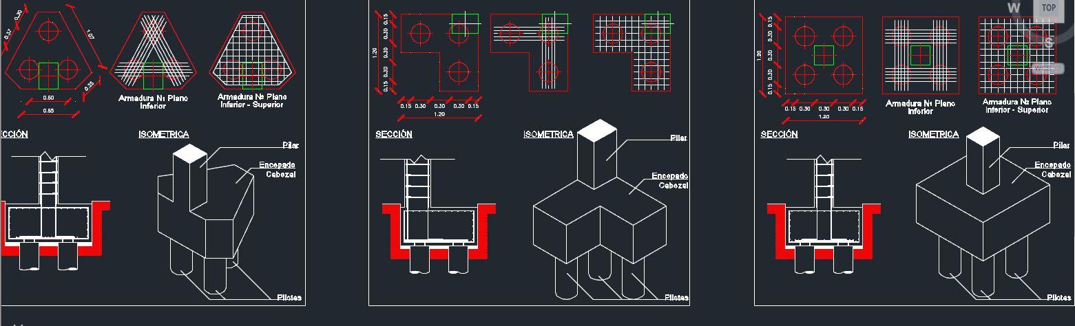 Pile Cap Structural Design