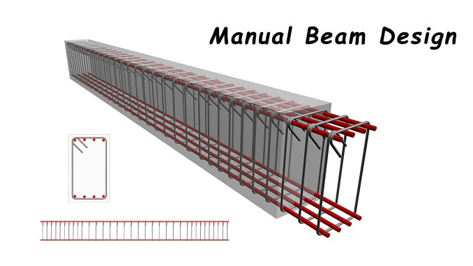 Engineered Beam Design ~ Manual beam design engineering feed